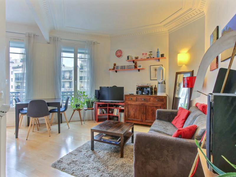 Appartement trois pièces – Centre Ville de Vincennes