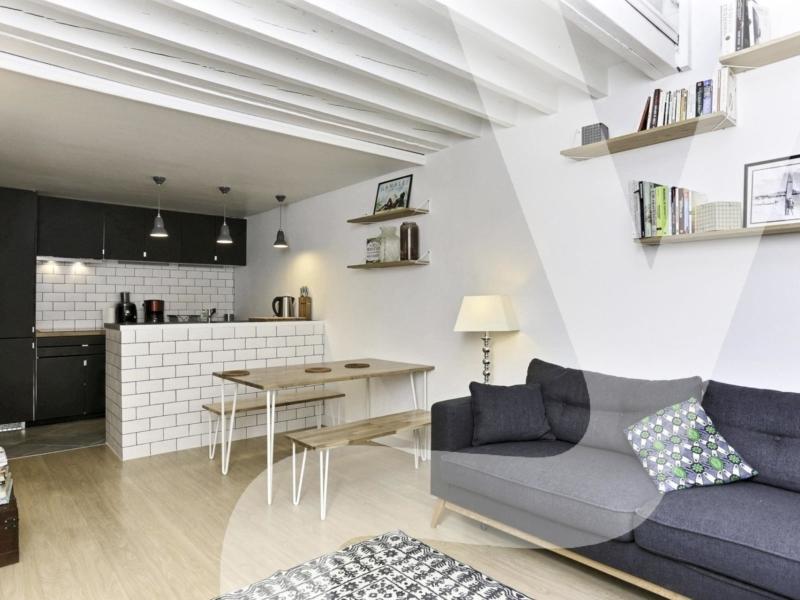 Métro Ledru-Rollin – Charmant duplex avec une chambre