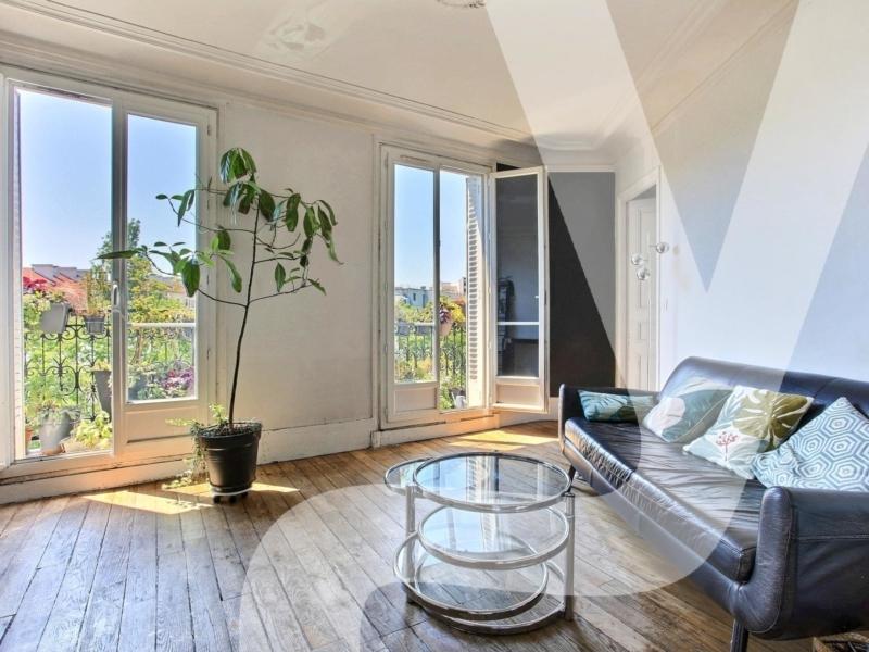 Appartement 3/4 pièces en étage élevé avec ascenseur et balcon