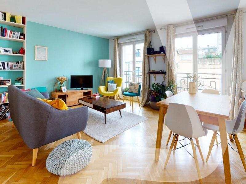 Appartement 3 pièces – SECRETAN
