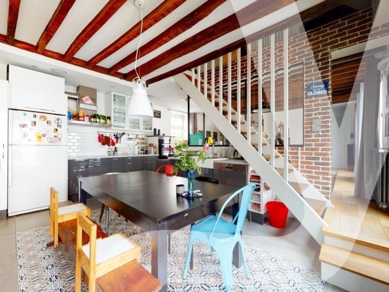 Charmant duplex 4 pièces 3 chambres Village Bastille
